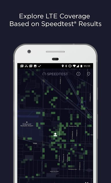 Speedtest.net v4.1.11 Pro Mod Full APK