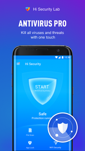 Virus Cleaner Antivirus v4.19.3.1761 Full APK
