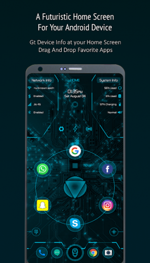 Arc Launcher Pro-HD v9.3 Full APK