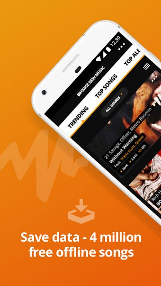Audiomack Free Music Downloads v4.0.0 Full APK