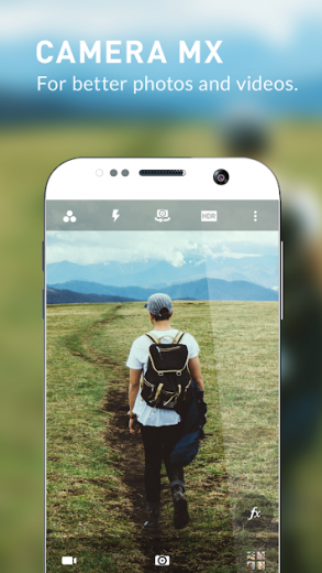 Camera MX v4.7.181 Full APK