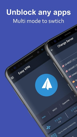 Easy VPN proxy super shield v1.5.0 Full APK