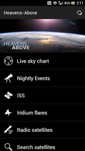 Heavens-Above PRO v1.61 Full APK