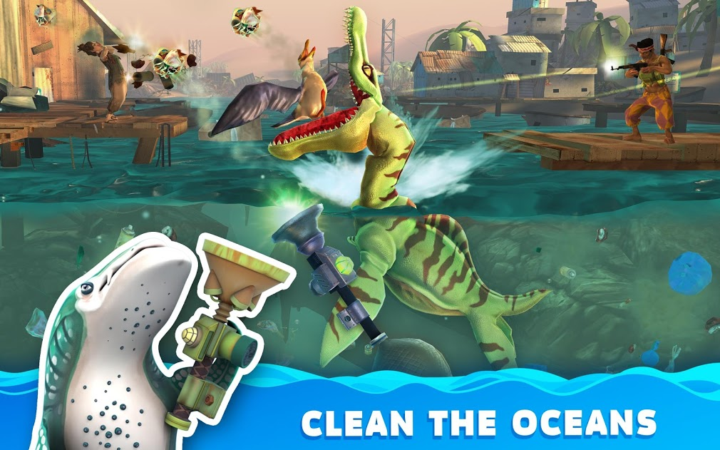 Hungry Shark World v3.0.3 MOD APK