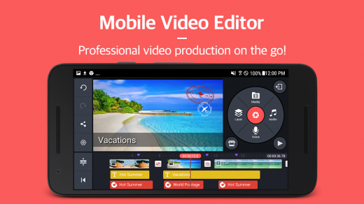 KineMaster Pro Video Editor v4.6.1.11149 Full APK
