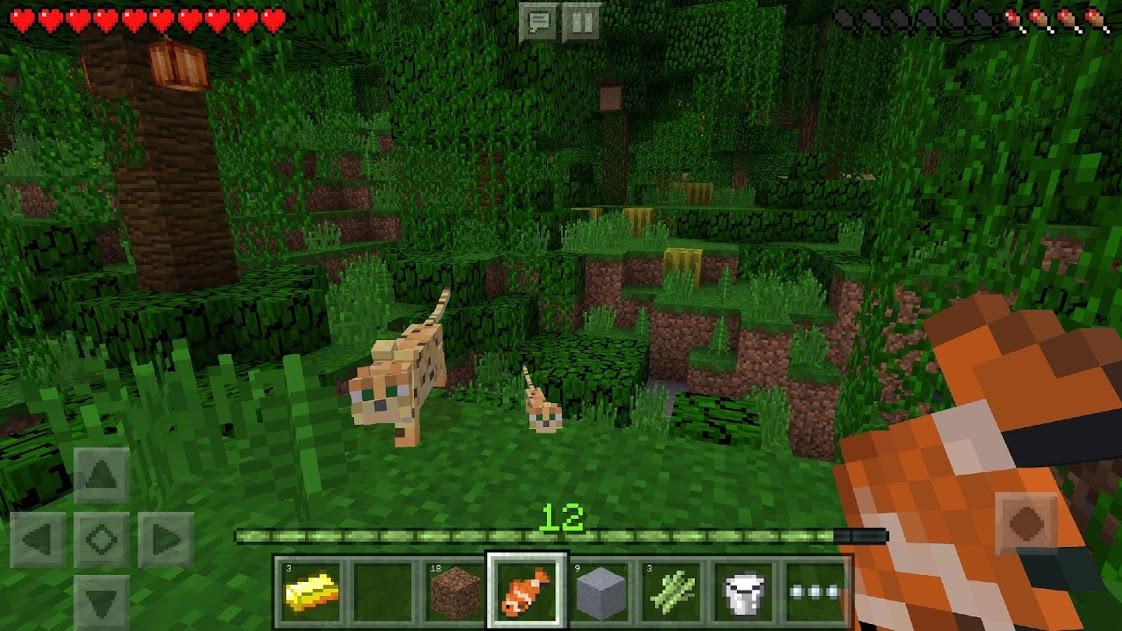 Minecraft Pocket Edition v1.6.0.30 MOD APK