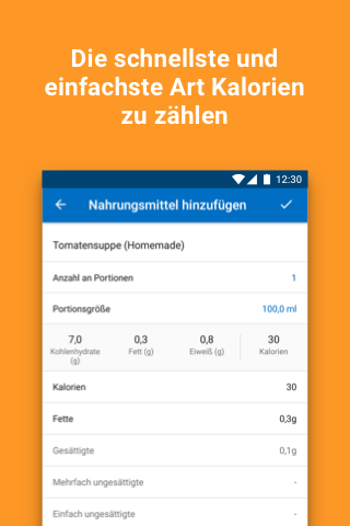 Calorie Counter MyFitnessPal Pro v18.9.1 APK