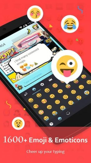 GO Keyboard v3.52 Full APK