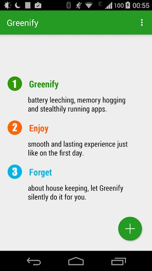 Greenify Donate v4.3.2.0 build 43200 Full APK