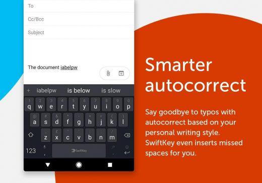 Swift Keyboard Settings