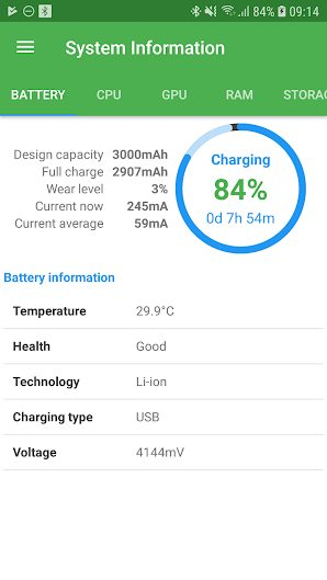 Battery Wear Level v0.1.6 Ad-Free Full APK