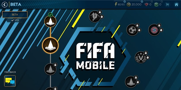 FIFA SOCCER GAMEPLAY BETA Unreleased v11.5 APK
