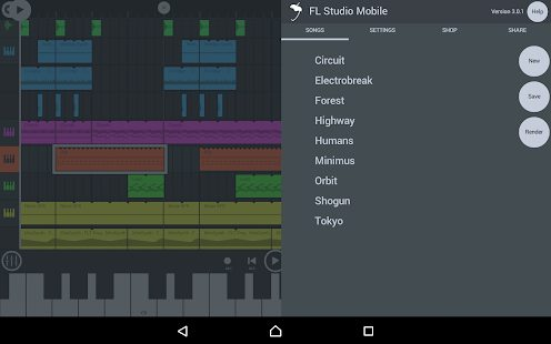 FL Studio Mobile v3.2.03 Patch Full APK