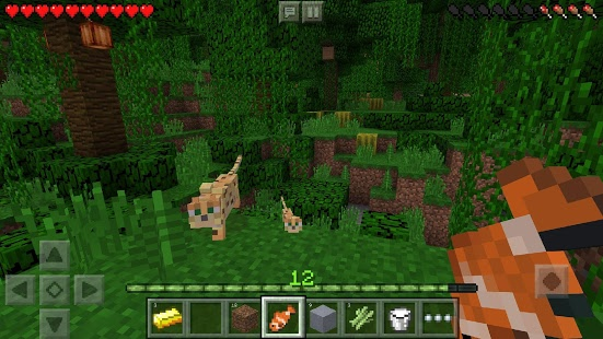 Minecraft Pocket Edition v1.8.0.13 MOD APK