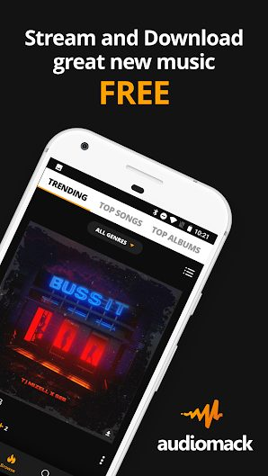 Audiomack Free Music v4.1.5 Unlocked APK