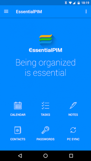 EssentialPIM v5.6.1 Full APK