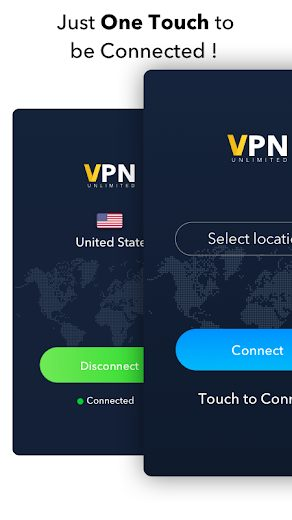 Gold Free VPN Unlimited NO LOGS v5.1.29 APK