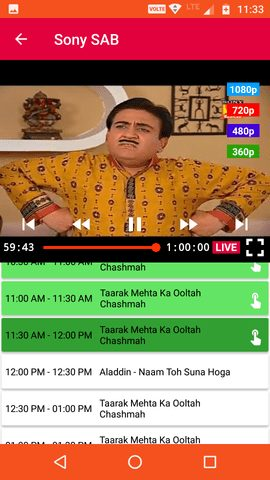 Live TV India V10 v14.0 AdFree Full APK