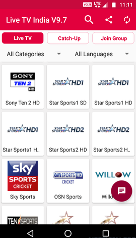 Live TV India v14 6 Full APK – [ Jimtechs biz ] JiMODs