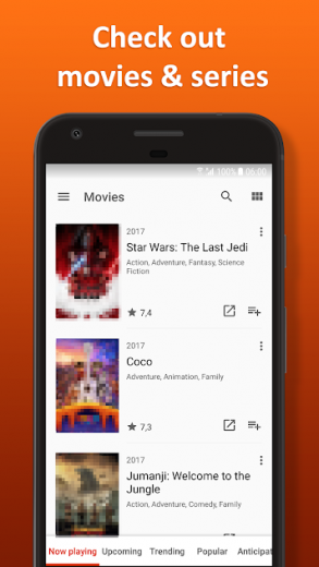 Moviebase v0.9.3 Full APK