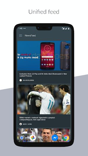 NewsFeed Launcher v3.0.247 Paid APK