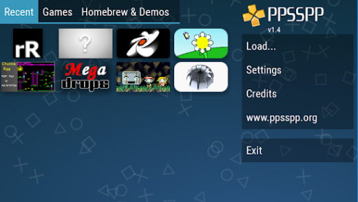 PPSSPP Gold – PSP emulator v1.7.5 Full APK