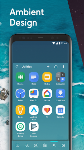 Smart Launcher 5 v5.1 build 121 Pro APK