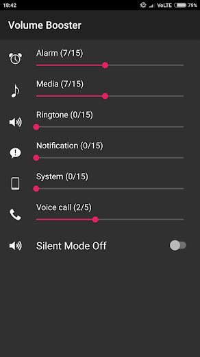 Volume Booster Sound Boost v5.4 ad-free APK