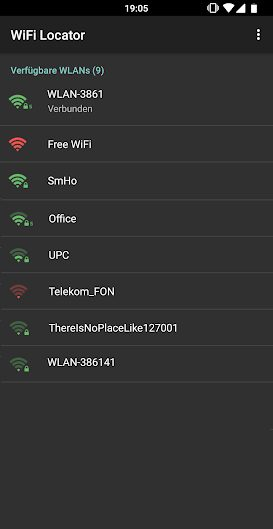 WiFi Locator v1.951 Paid Full APK