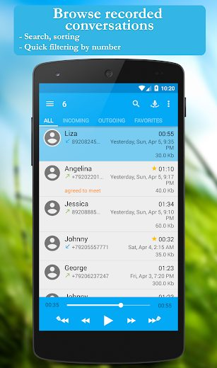 Call Voice Recorder Apk