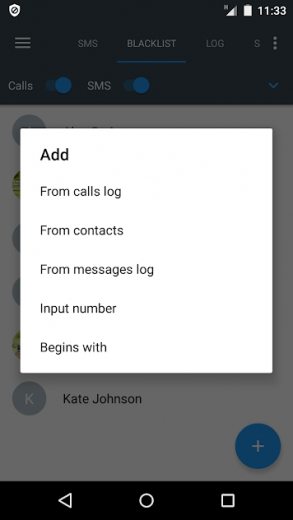 Calls Blacklist – Call Blocker v3.2.36 Pro APK