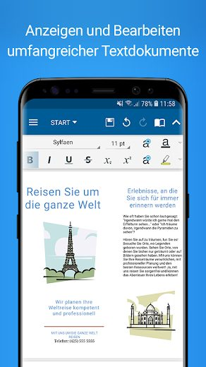 OfficeSuite Office Editor v10.1.16353 Pro APK
