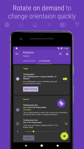 Rotation v10.7.0 Full APK