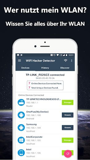 WiFi Thief Detector Who Use My WiFi v1.1.6 APK