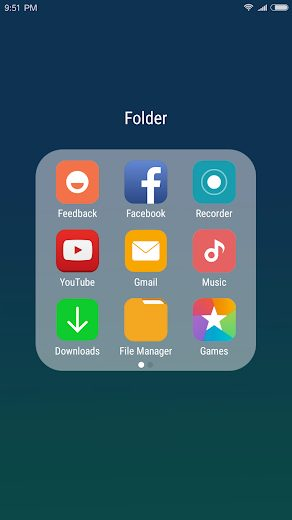 X Launcher With OS12 Style Theme v1.4.0 APK