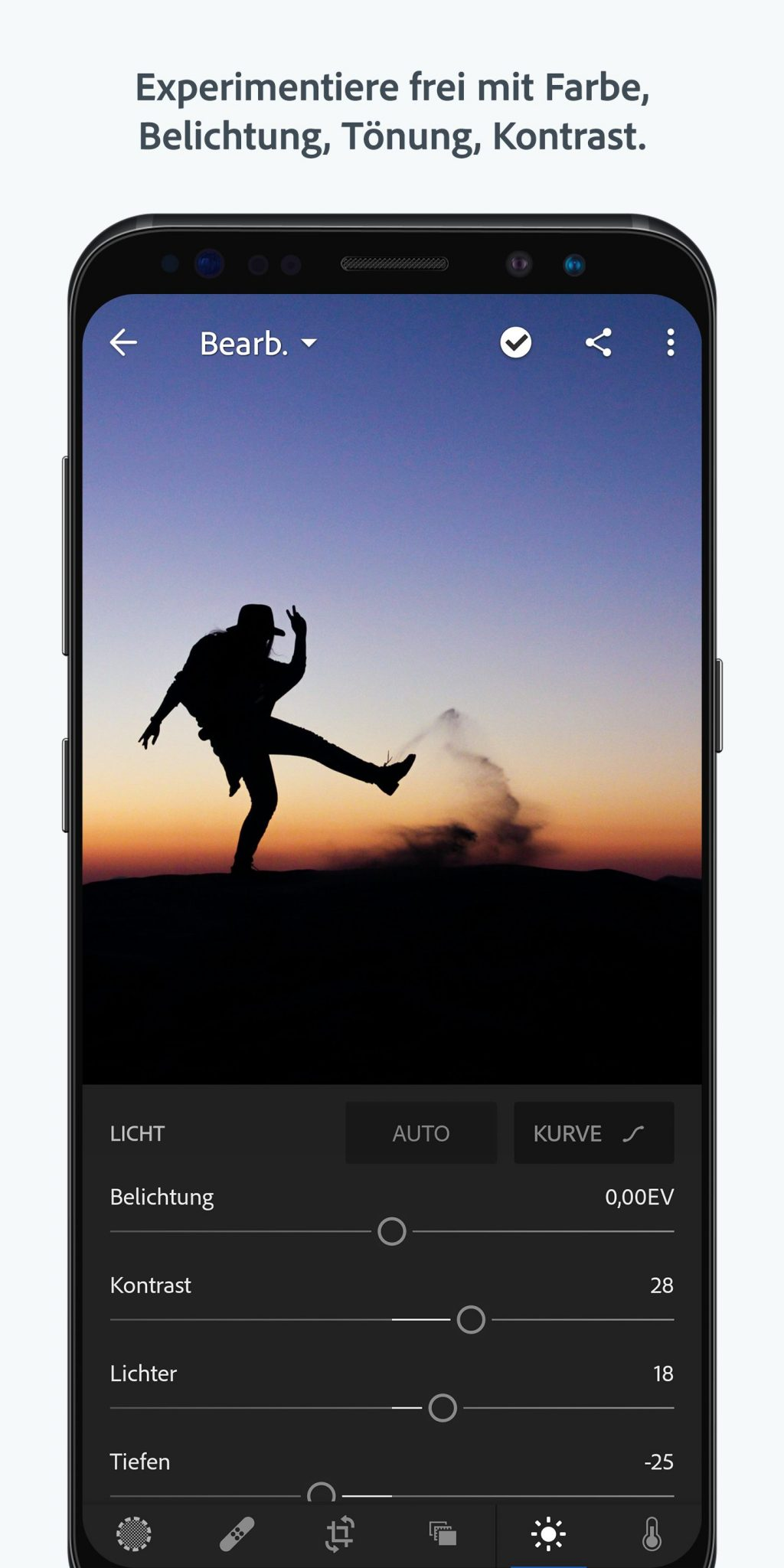 Adobe Photoshop Lightroom CC v4.2 Full APK
