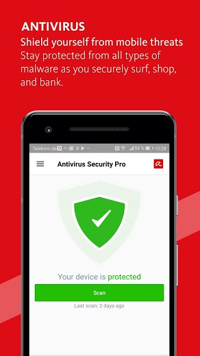 Avira Antivirus Security 2019 v5.6.5 Pro APK