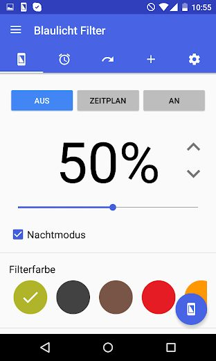 Bluelight Filter Eye Care v2.10.2 Mod Full APK