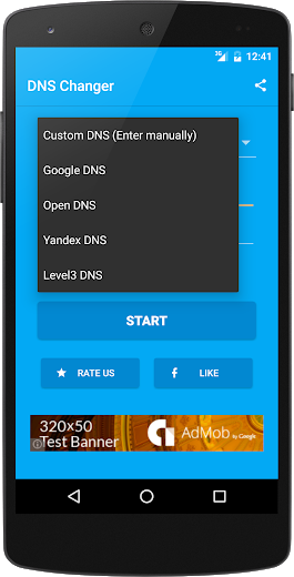 DNS Changer no root 3GWiFi v1039r Full APK