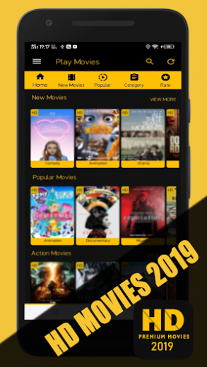 New Movies 2019 – HD Movies v2.1 Full APK