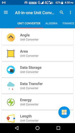 All In One Calculator and Converter v6 Pro APK