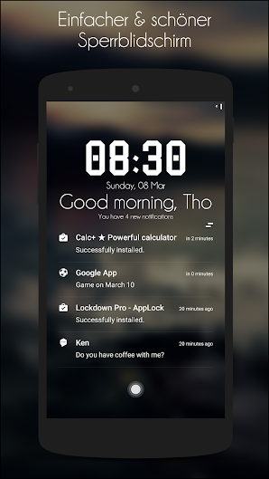 Hi Locker – Your Lock Screen v2.0.8 Pro APK