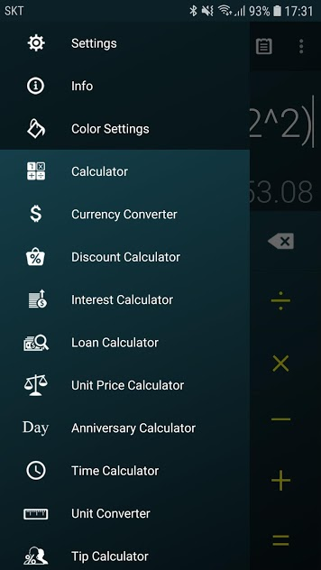 Multi Calculator Premium v1.6.10 MOD APK