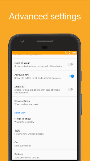 Call Notes Pro who is calling v8.3.1 Paid APK