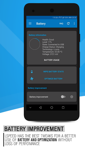 L Speed (Boost&Battery) v2.0.6.1 Final APK