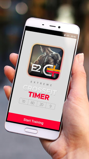 E2CT Crossfit Timer Extreme v1.0 Paid APK