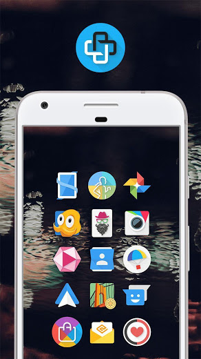 Mate UI Material Icon Pack v1.68 Full APK