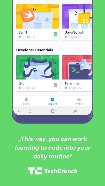 Mimo Learn to Code v1.5.4 Full APK