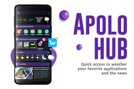 Apolo Launcher Boost Pro v1.1.50 Full APK