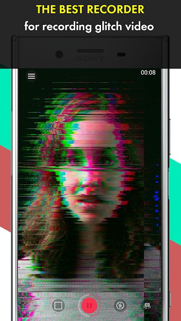 Glitch Video Maker Trippy Effects v1.5 Full APK